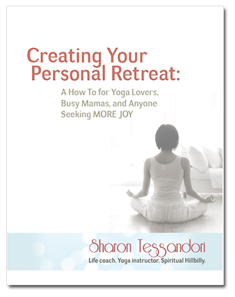 Creating Your Personal Retreat Cover